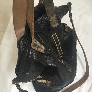 Free People Bags - Free people leather handbag